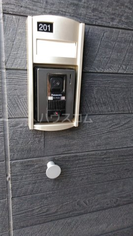 グラース ワイ 02010号室のセキュリティ
