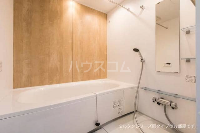 アグリ フォーリオA 01020号室の風呂