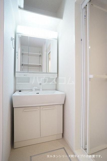 アグリ フォーリオA 02020号室の洗面所