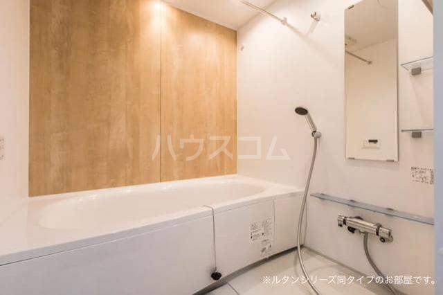 アグリ フォーリオB 01020号室の風呂