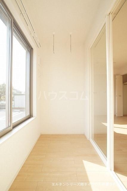 アグリ フォーリオB 01020号室の設備