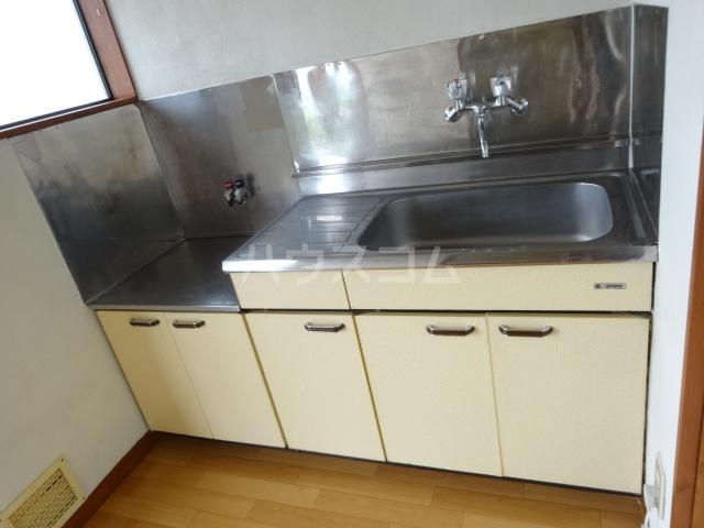 ハイツ宿河原 103号室のキッチン