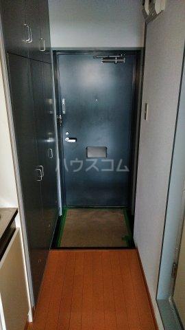 ワコーレ武蔵浦和 406号室の玄関