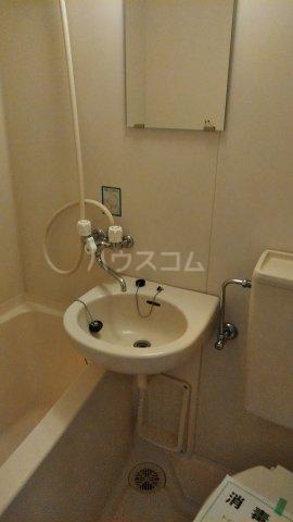 ワコーレ武蔵浦和 406号室の洗面所