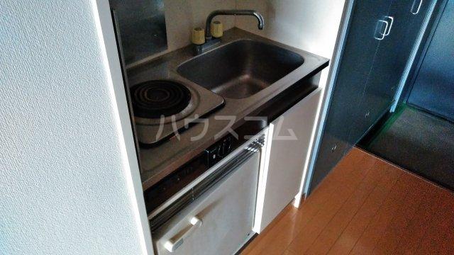 ワコーレ武蔵浦和 406号室のキッチン