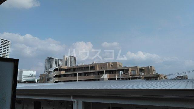 ワコーレ武蔵浦和 406号室の景色