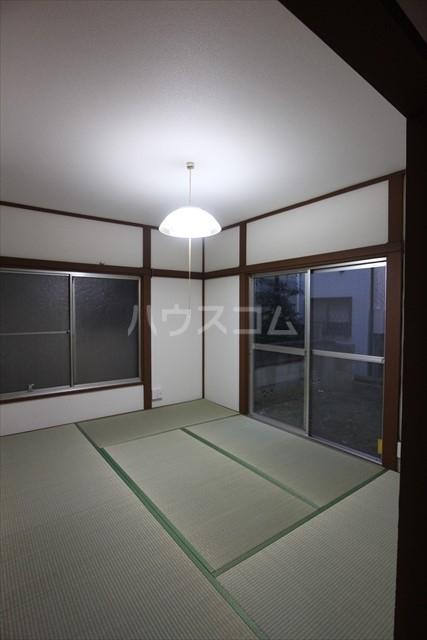 文蔵吉橋邸貸家の居室