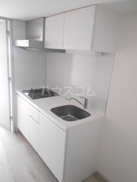 スカイコートパレス駒沢大学Ⅱ 104号室のキッチン