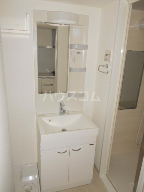 スカイコートパレス駒沢大学Ⅱ 104号室の洗面所