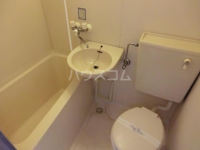Felice(フェリーチェ)浦和B 0210号室のトイレ