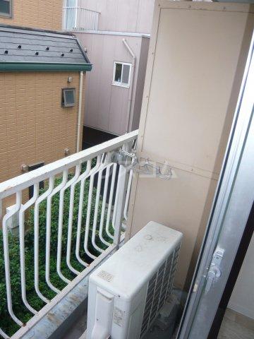 メゾン・ド・カナリ 0316号室のバルコニー