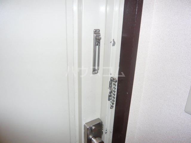 メゾン・ド・カナリ 0316号室のセキュリティ