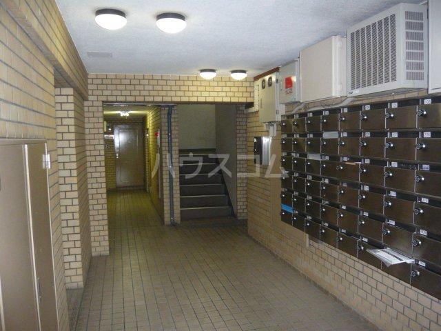 メゾン・ド・カナリ 0316号室のロビー