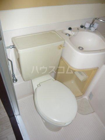 メゾン・ド・カナリ 0316号室のトイレ