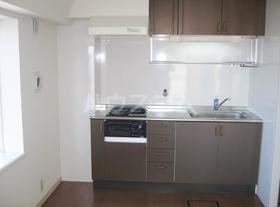 ドエル早崎 303号室のキッチン