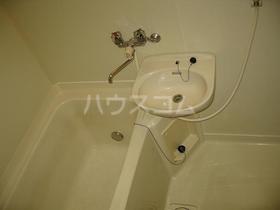 ドエル早崎 303号室の風呂