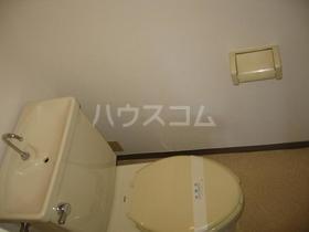 ドエル早崎 303号室のトイレ