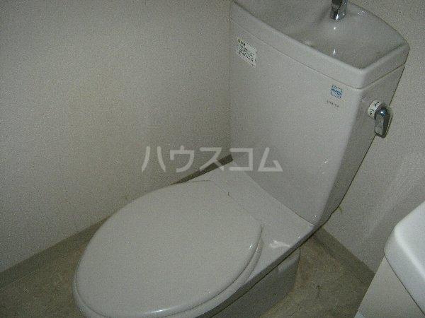 アーク・スクエア 0101号室のトイレ
