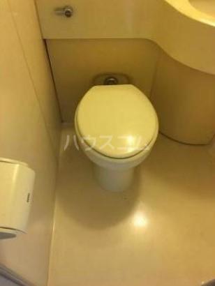 メゾン池尻大橋 405号室のトイレ