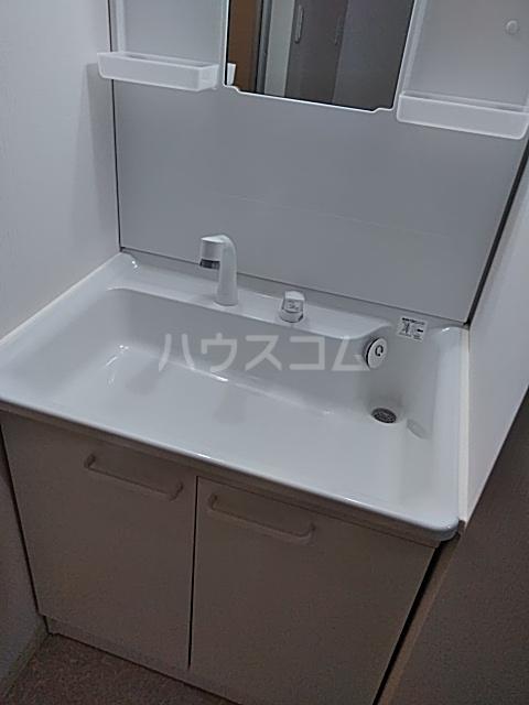 シャルマン等々力 103号室の洗面所