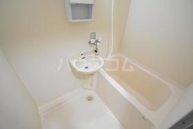 第二藤マンション 107号室の洗面所
