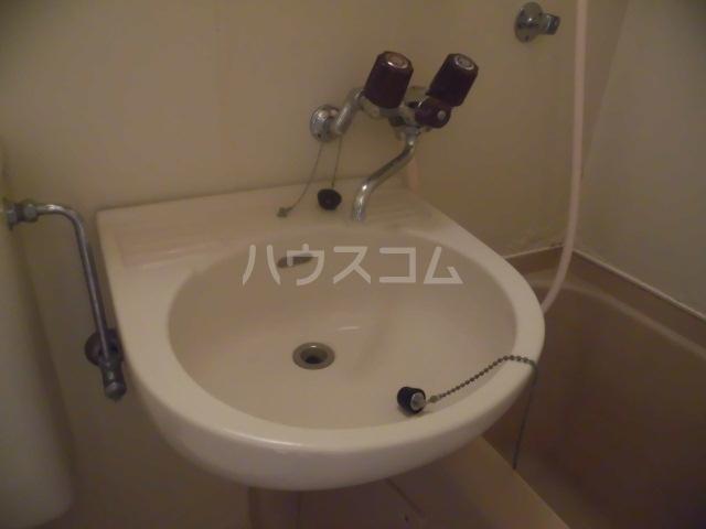 ユースフル祐天寺No1 203号室の洗面所