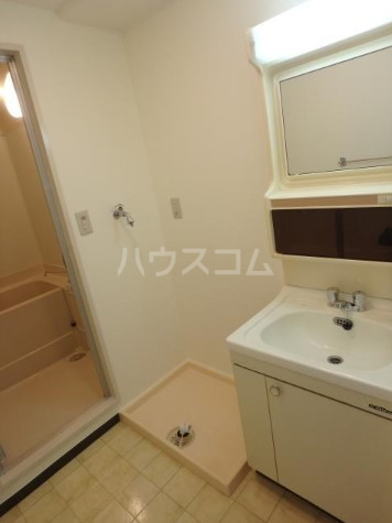 ファミール三田 203号室の洗面所