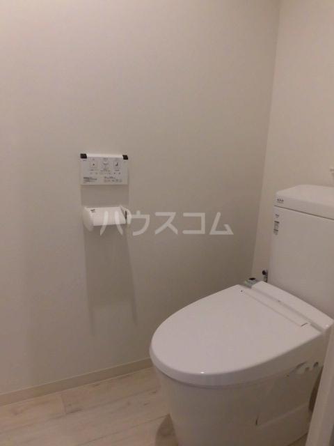 グリーンヒル鷹番 311号室のトイレ