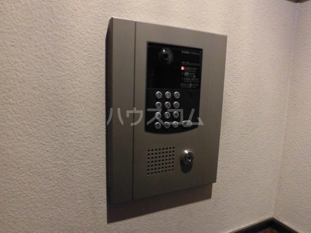 高雅ホームズ学芸大 111号室のセキュリティ