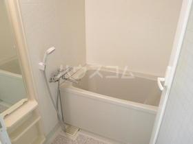 ヴィラ目黒本町 203号室の風呂