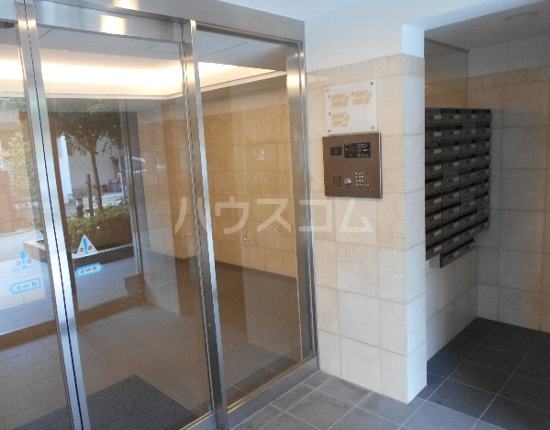 HF駒沢公園レジデンスTOWER 2902号室のエントランス