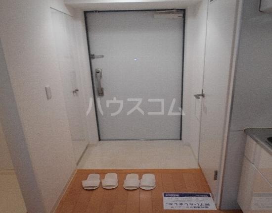 HF駒沢公園レジデンスTOWER 2902号室の玄関