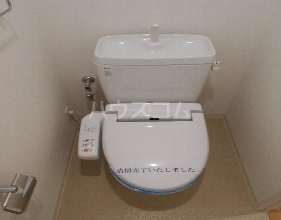 HF駒沢公園レジデンスTOWER 2902号室のトイレ