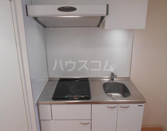 HF駒沢公園レジデンスTOWER 2902号室のキッチン