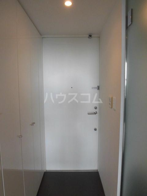 イプセ学芸大学 0802号室の玄関