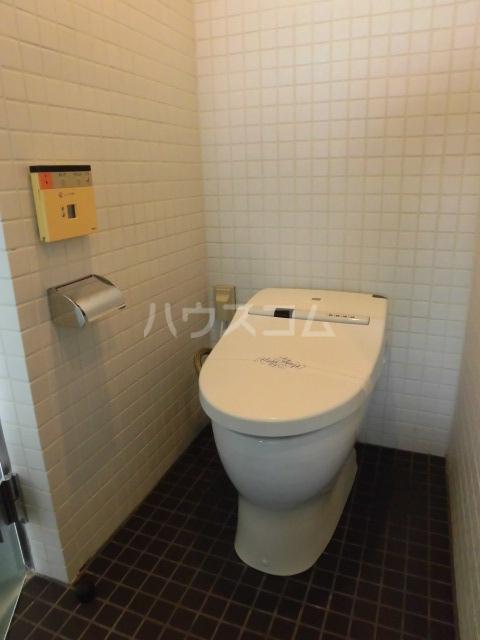 イプセ学芸大学 0802号室のトイレ