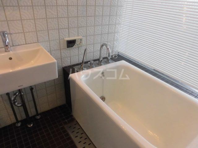 イプセ学芸大学 0802号室の風呂