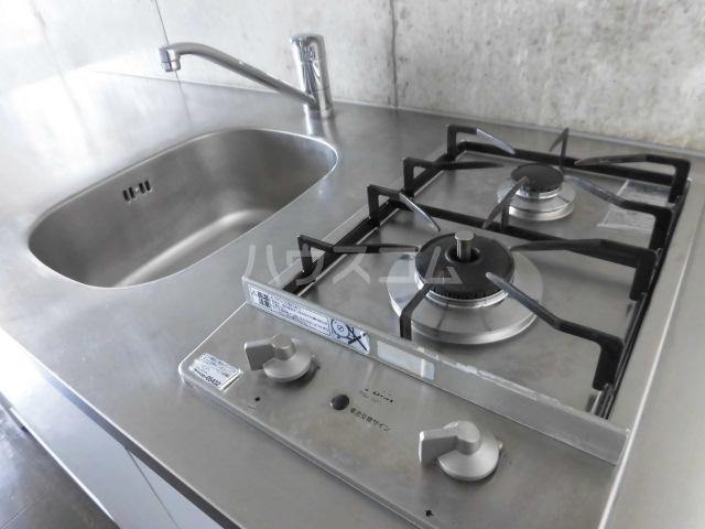 イプセ学芸大学 0802号室のキッチン