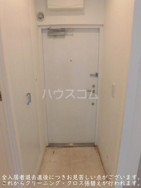 ソサエティ柿の木坂 イーストステージ 303号室の玄関