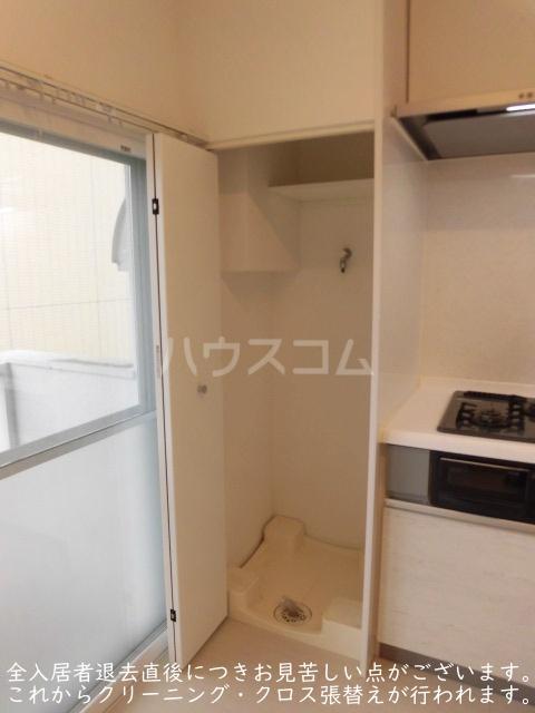 ソサエティ柿の木坂 イーストステージ 303号室の設備