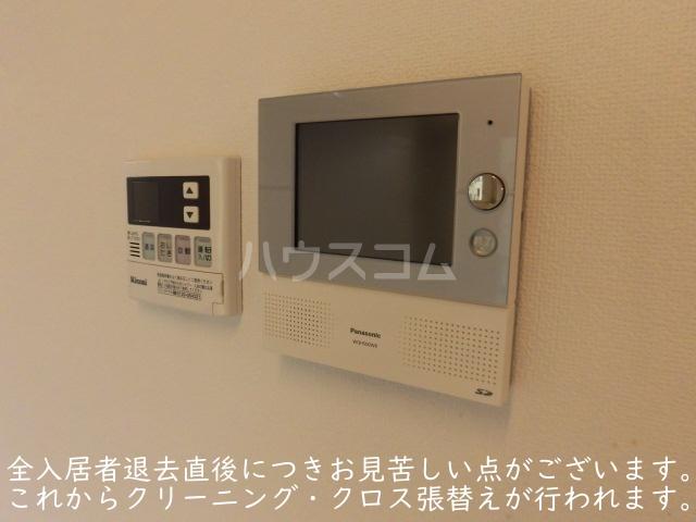ソサエティ柿の木坂 イーストステージ 303号室のセキュリティ
