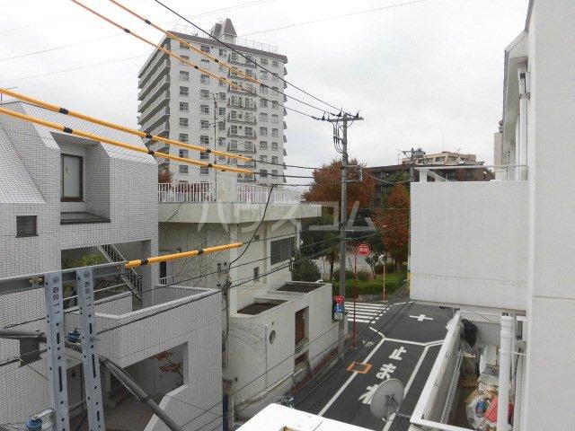 ソサエティ柿の木坂 イーストステージ 303号室の景色