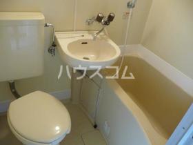 メゾンさくら 0202号室のトイレ