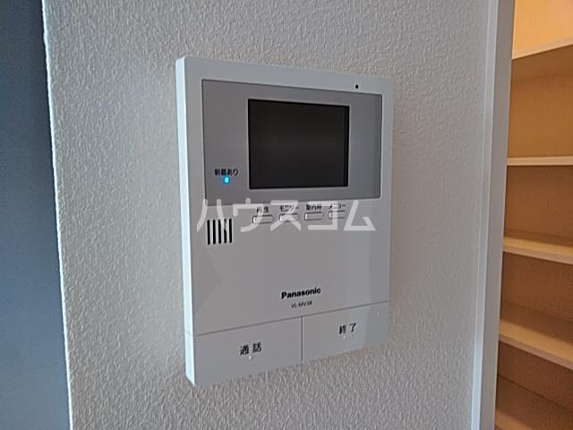 D-room思川マロン G 203号室のセキュリティ