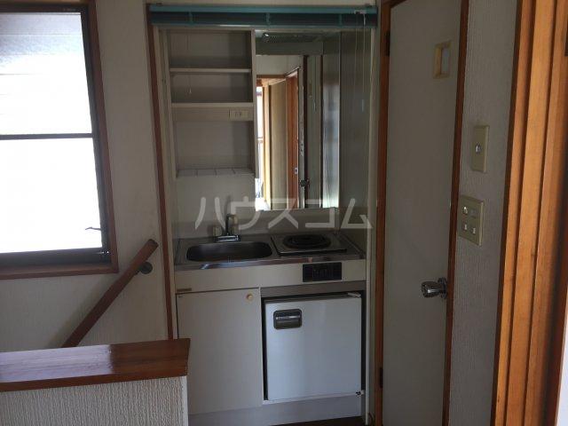 旭家住宅2号のキッチン