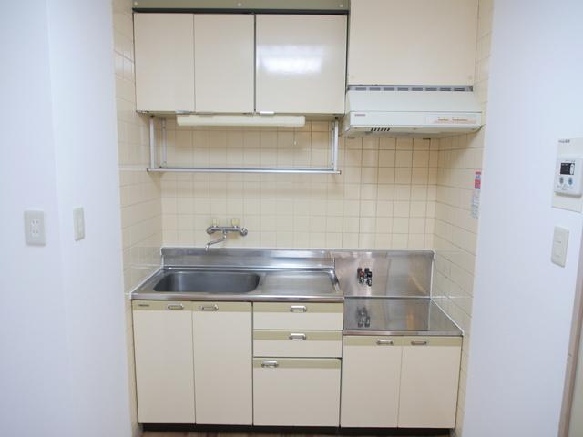 ベルメゾン国沢 302号室のキッチン