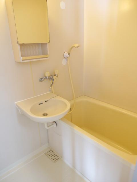 ベルメゾン国沢 302号室の風呂