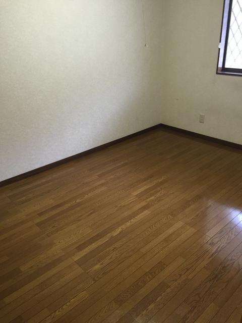 ツインビラスワンA 202号室のベッドルーム