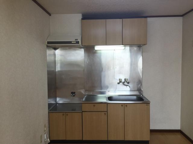 ツインビラスワンA 202号室のキッチン