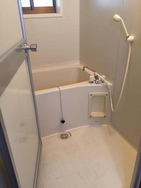 ツインビラスワンA 202号室の風呂